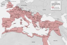Die Entwicklung Roms vom Dorf zur Großmacht